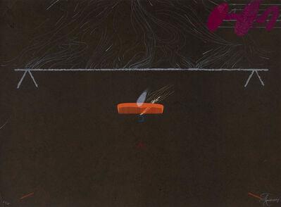 Joan-Pere Viladecans, 'Entrebancs 3', 1974
