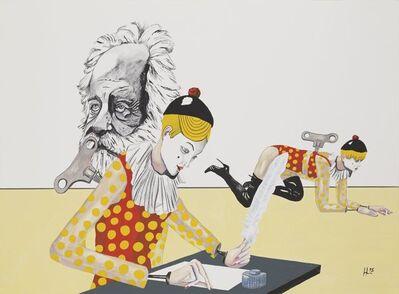Philipp Rudolf Humm, 'Let the Puppets Dance', 2016