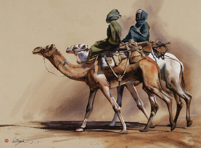 William Matthews, 'Into the Desert', 2008