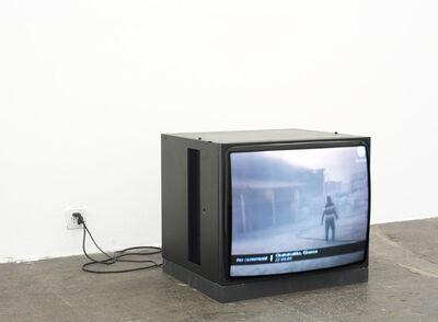 Matias Faldbakken, 'Untitled (No Comment/AFV)', 2009