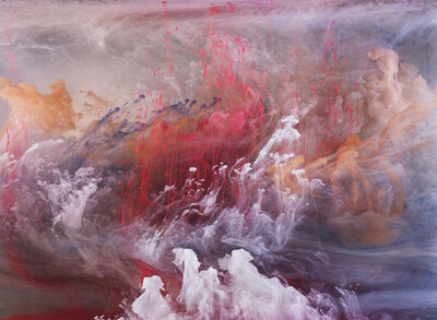 Kim Keever, 'K2 Abstract 7095', 2014