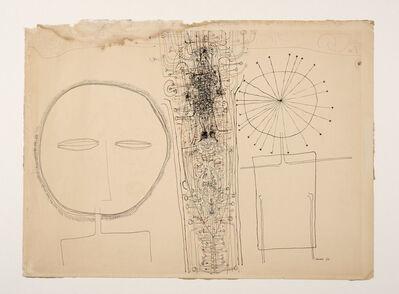 Ibrahim El-Salahi, 'Untitled', 1964