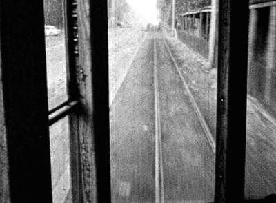 Tomislav Gotovac, 'Straight Line (Stevens – Duke)', 1964