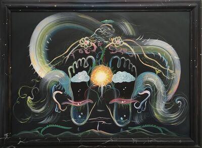 Vidya Gastaldon, 'Pieds de vibration', 2018
