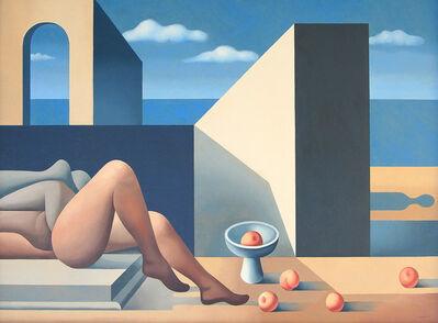Mario Carreño, 'Encounter by the Sea (Encuentro Junto al Mar)', 1976