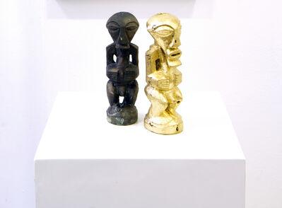 Niyi Olagunju, 'Twins I', 2017
