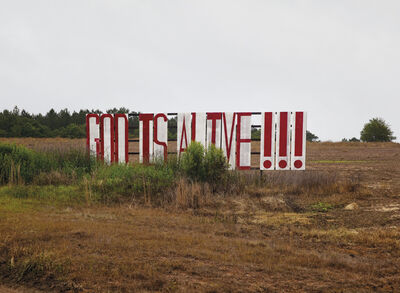 Gillian Laub, 'God is alive', ca. 2010