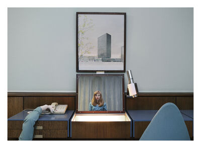 Anja Niemi, 'The Receptionist', 2013