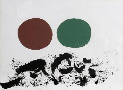 Adolph Gottlieb, 'Flurry', 1967
