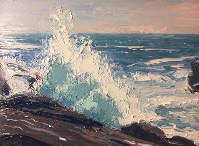 Benjamin Lussier, 'Sea Spray', 2018