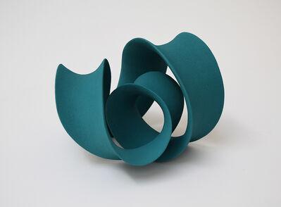Merete Rasmussen, 'Entwined Blue', 2020