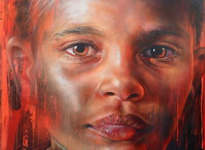 Adnate, 'Eventually', 2017