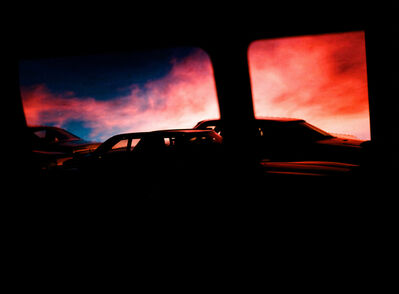David Black, 'Untitled (Cars)', 2018