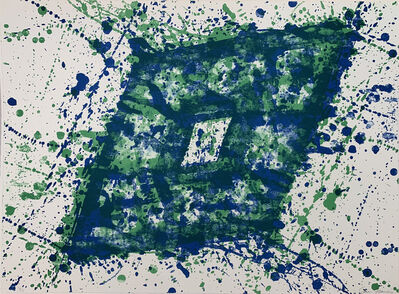 Sam Francis, 'Untitled 5', 1974