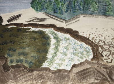Milton Avery, 'Frothy Inlet', 1948