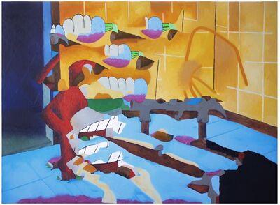 Dustin Pevey, 'Body with Hammer', 2016