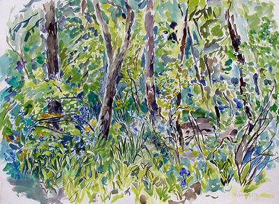 Rebecca Perehudoff, 'Black Cherry Tree', 1992