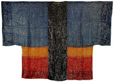 Chant Avedissian, 'Siwa inspired cut transparent cotton with shinny threads', 1988