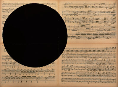Ahn SungKeum, 'Visions of Sound: Adagio 音之幻:柔板', 1990