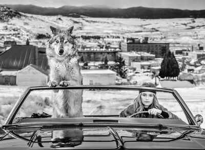 David Yarrow, 'Bonnie and Clyde', 2020