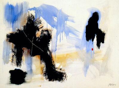 Fritz Winter, 'Zerstört.', 1962