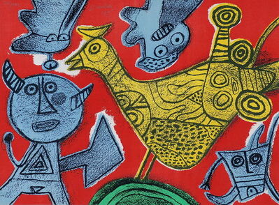 Corneille, 'Songes du diable (Devil's Dreams)', 1993