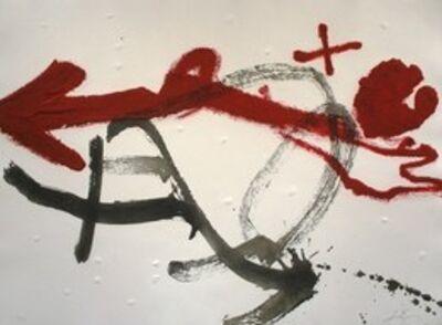 Antoni Tàpies, 'Carmi 7', 1994