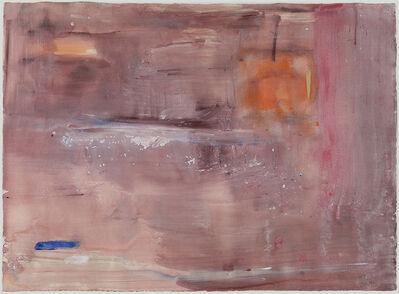 Helen Frankenthaler, 'Almost August Series I', 1978