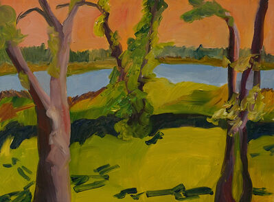 Yvonne Troxell Lamothe, 'At Cricket Hill', 2020