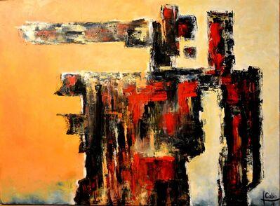 Teresa Cabo, 'Memorias del Devonnier II', 2016