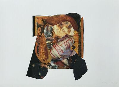 Adrian Ghenie, 'Charles Baudelaire', 2020