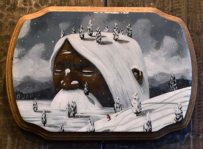 Nathan Durfee, 'Slumbering by the Snowfall', 2020