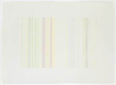 Gene Davis, 'Tightrope', 1973