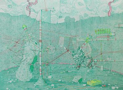 Mauro Koliva, '# 2 de la serie Planicie', 2015
