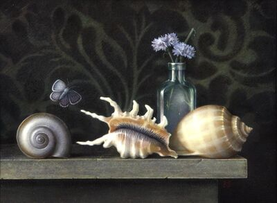 Koo Schadler, 'Three Shells', 2015