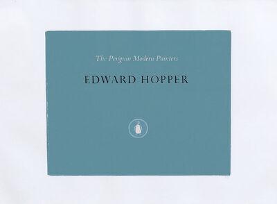 R. B. Kitaj, 'Edward Hopper', 1969