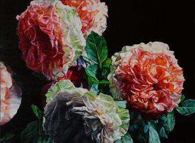 Robert Lemay, 'Garden Roses', 2020