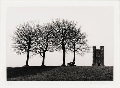 Michael Kenna, 'Broadway Tower, Worcestershire, England'