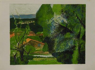 Guy Bardone, 'Le gros oliviers', 1985