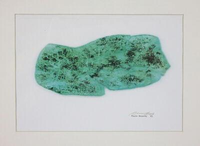 Paulo Bruscky, 'Limpa Tiros', 1993