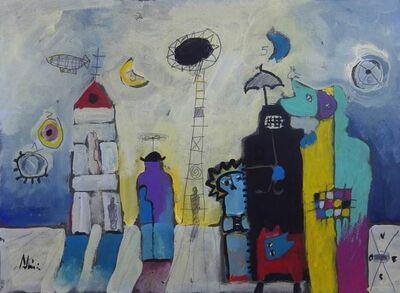 Manuel Adria, 'El Dia de las Seis Lunas'