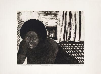 Emma Amos, 'American Girl', 1974