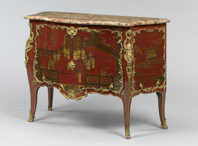 Bernard I Van Risenburgh, 'Commode', 1740
