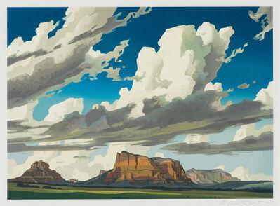 Ed Mell, 'Fleeting Clouds, Sedona', 1994