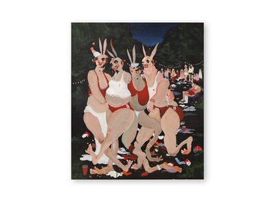 Willehad Eilers, 'The Dancing Plague', 2019