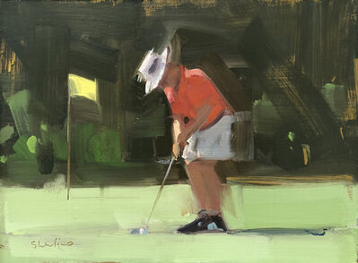 David Shevlino, 'Golfer', 2017