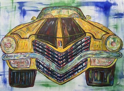 David Harper, 'Chevy Camaro 350 V8', 2016