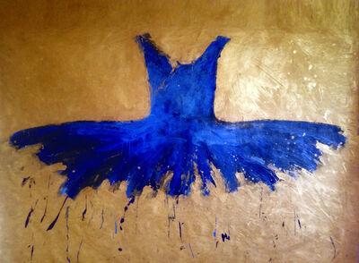 Ewa Bathelier, 'Blue Blue', 2016
