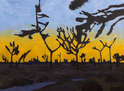 Eric Merrell, 'The Howling Glory of the Wild Mojave ', 2020