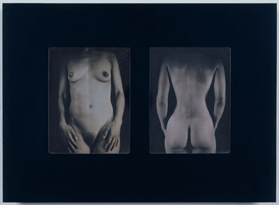Chuck Close, 'Untitled Torso (AP Torso)', 1999